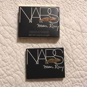 NARS man ray overexposed highlighter Double take